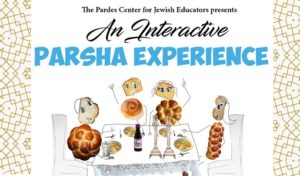interactive parsha experience