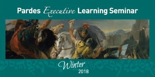 winter pardes executive learning seminar 2018